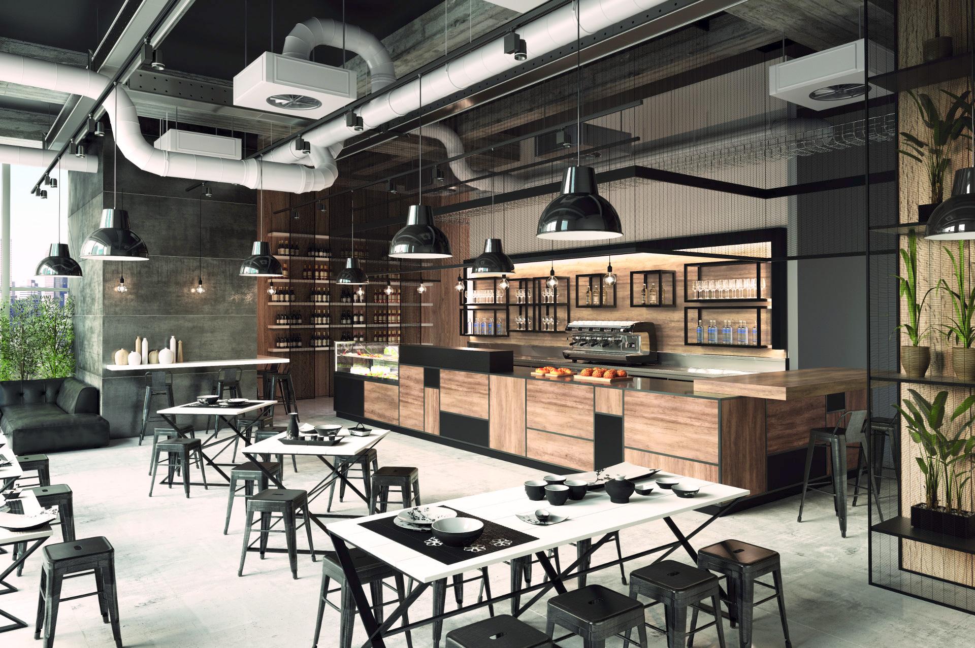 Attrezzature per bar ristoranti e pizzerie