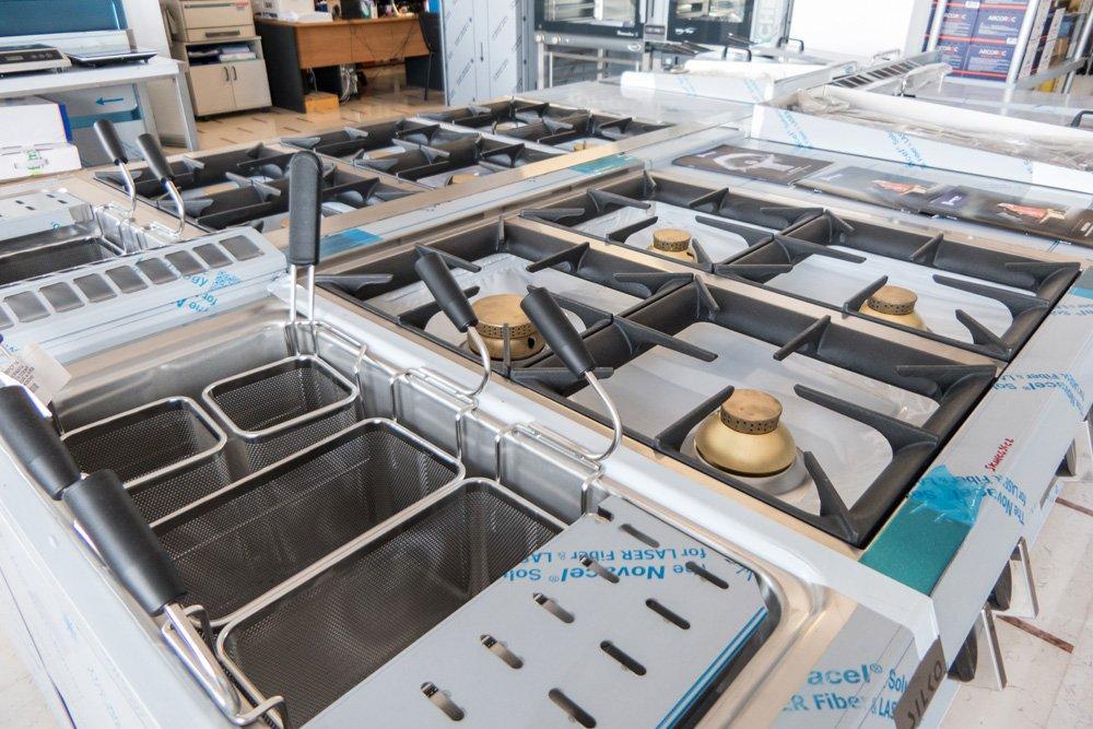 attrezzature per ristoranti